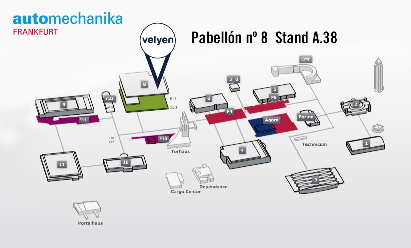 Stand Automechanika