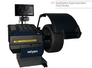 Super-Automatic Touch-Screen Wheel Balancer - 4RB3000